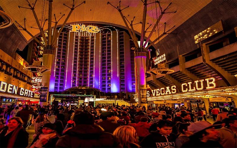 Las Vegas New Years Party 2020