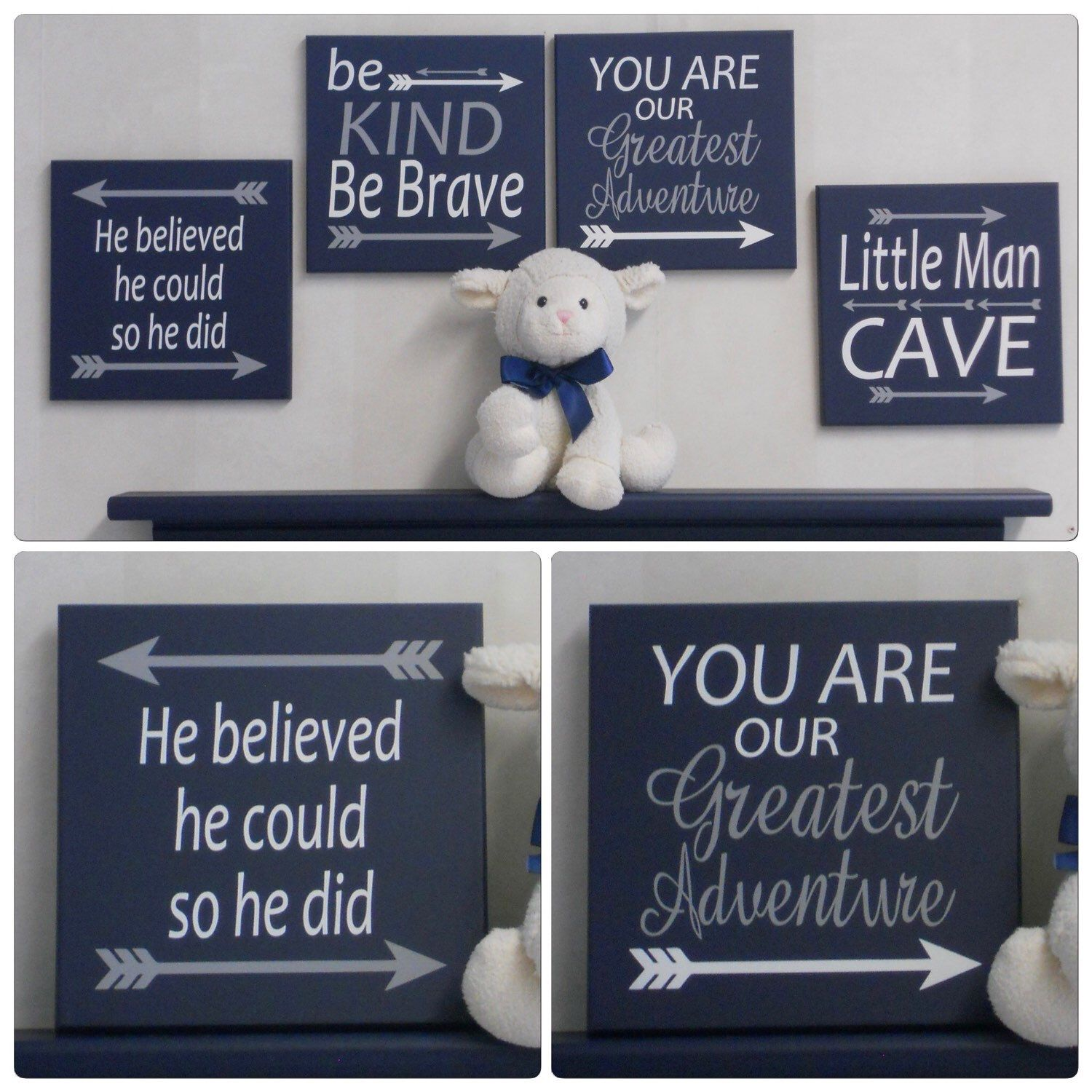 You Are Our Greatest Adventure Babies Room