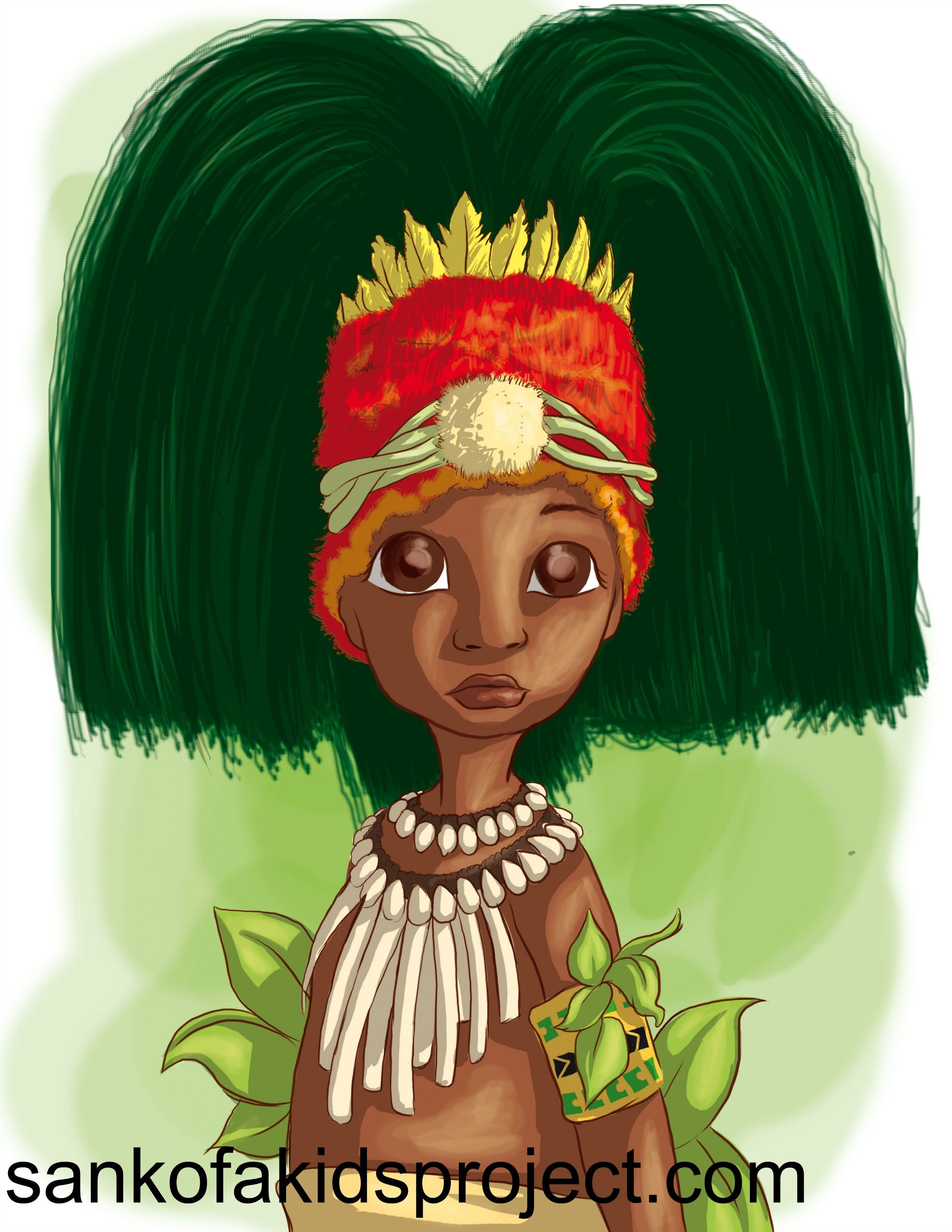 Meet Isa! He is from Papua New Guinea. Isa is one of our characters in a new book coming out..... I Love My Beautiful Brown Skin.