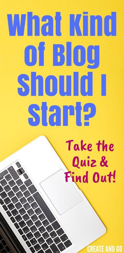 New Blogger Personality Quiz | Learn What Kind Of Blog You Should Start!