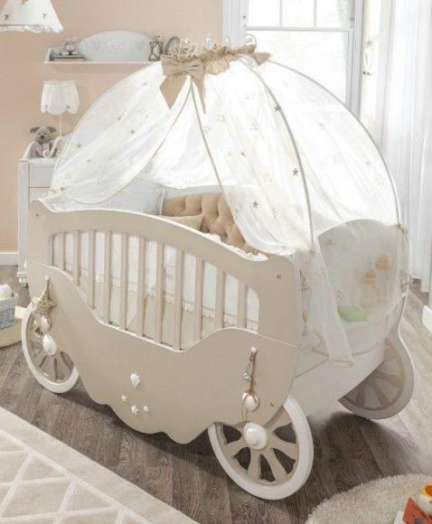 Colecci n softy para la habitaci n del beb cunas for Cuna para habitacion pequena