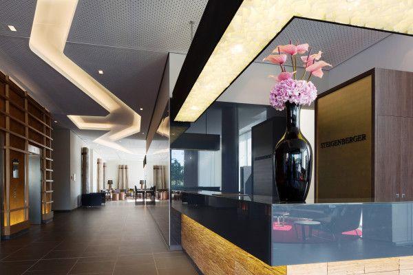Steigenberger Bremen Hotel interiors \ JOI-Design
