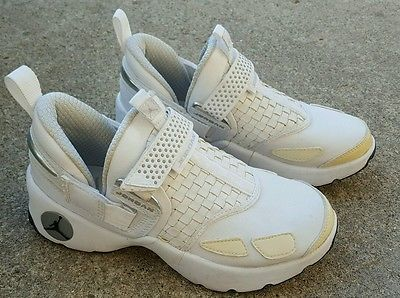 big sale 07961 9c39f Jordan Womens White Trunner LX Premier 313322-102 Size 7 Womens Jordans,  Ebay