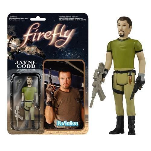 made by Funko Brand New in Box Jayne Cobb Firefly Legacy Collection Figure