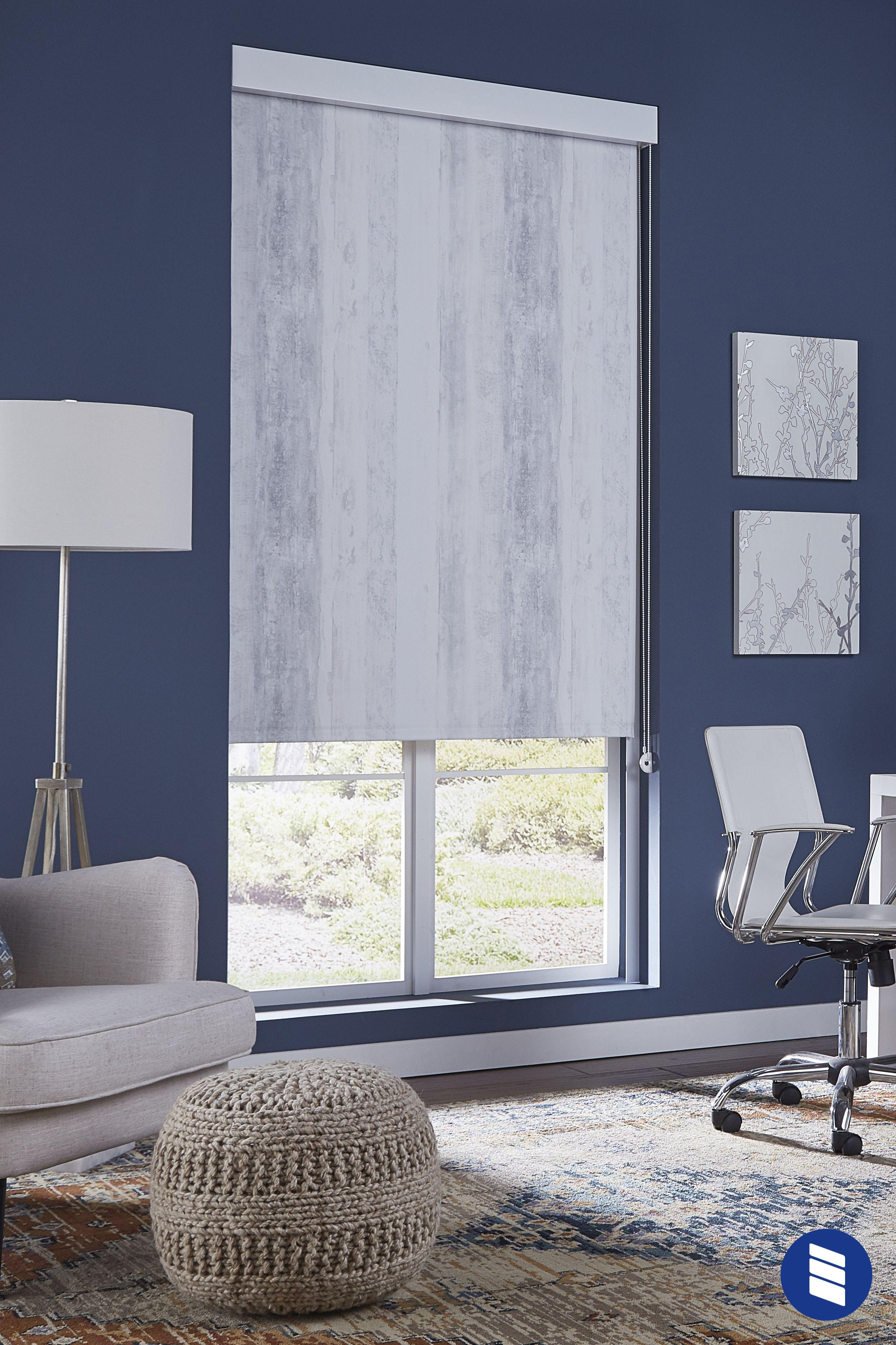 Blackout Roller Shades Blinds Com In 2020 Living Room Blinds Blackout Roller Shades Grey Wallpaper Bedroom