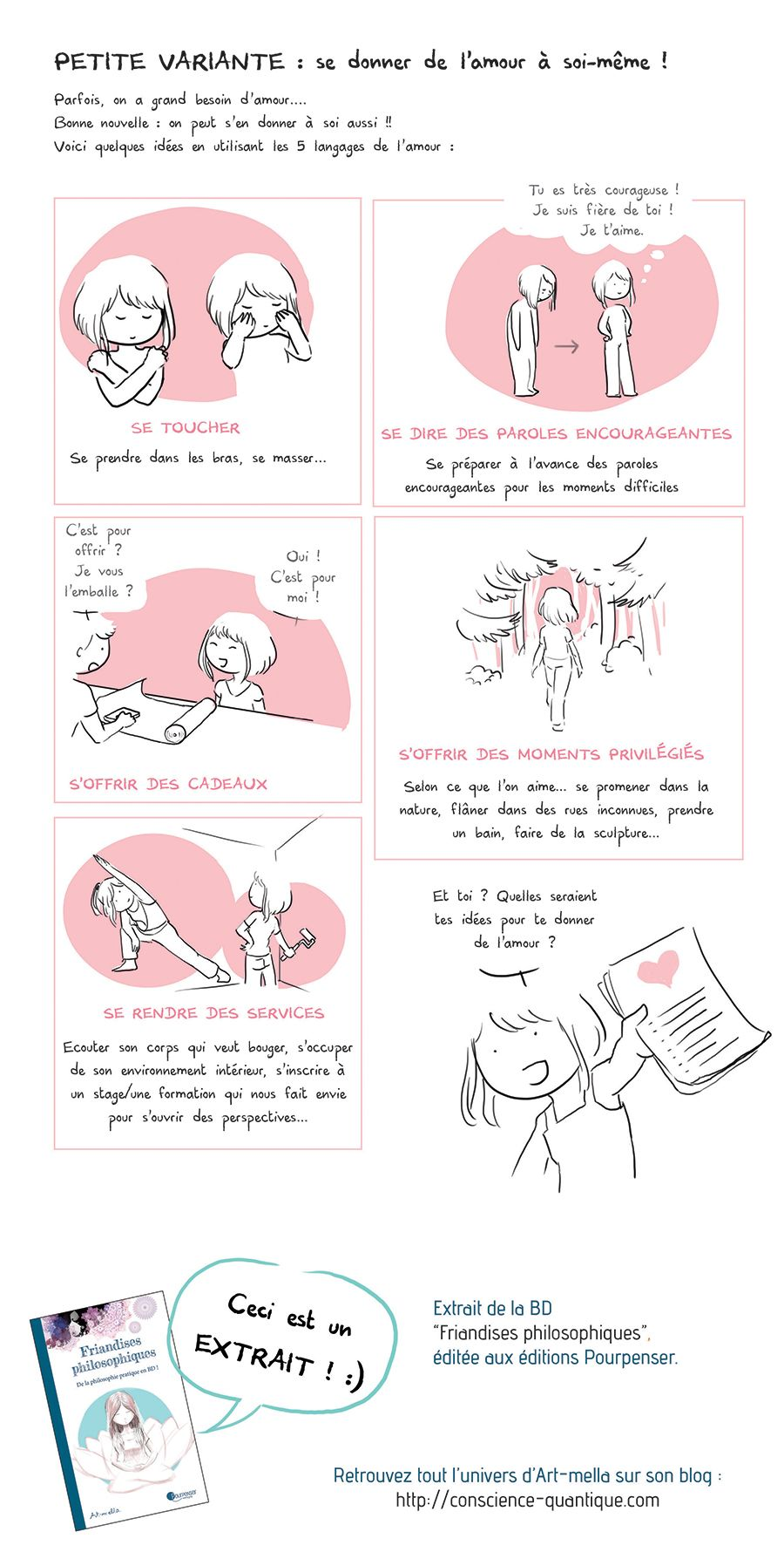 Les 5 Langages De L'amour Test : langages, l'amour, Épinglé, Apprendre, M'aimer