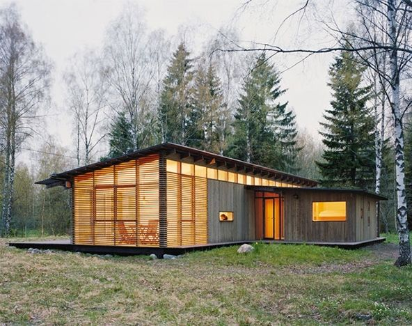 Superb 17 Best Images About Architecture Small House On Pinterest Largest Home Design Picture Inspirations Pitcheantrous