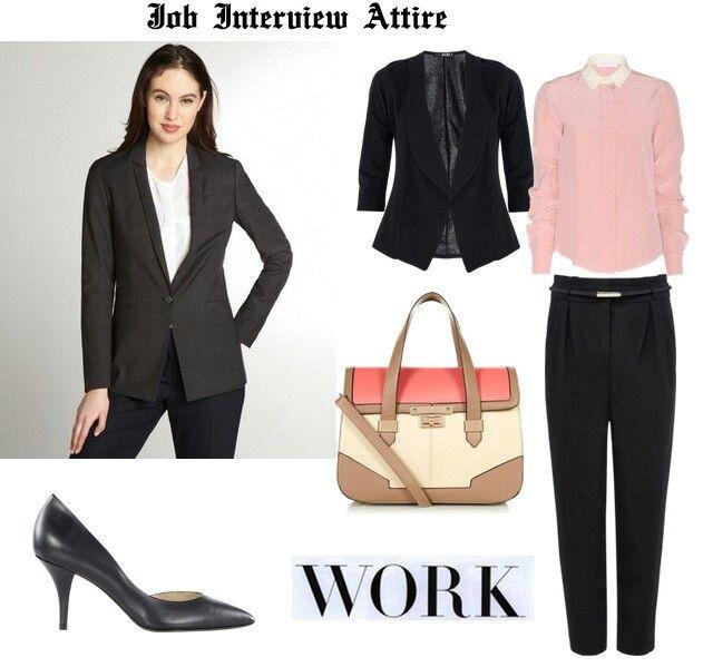 Job Interview Essentials Vestiti