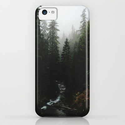 Rainier Creek iPhone & iPod Case by Kevin Russ | Society6