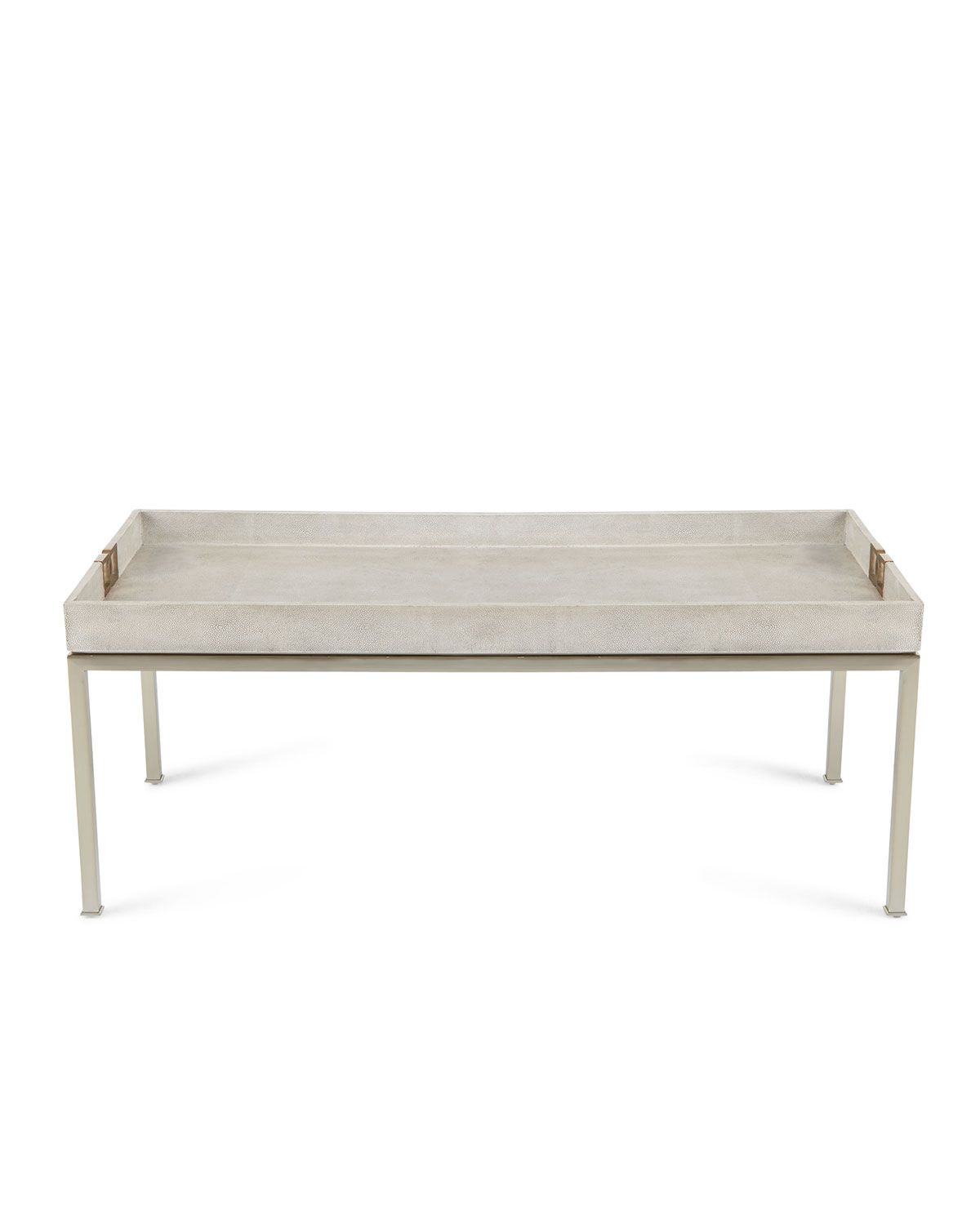 Bernhardt Stockhart Coffee Table Mirrored Coffee Tables Marble