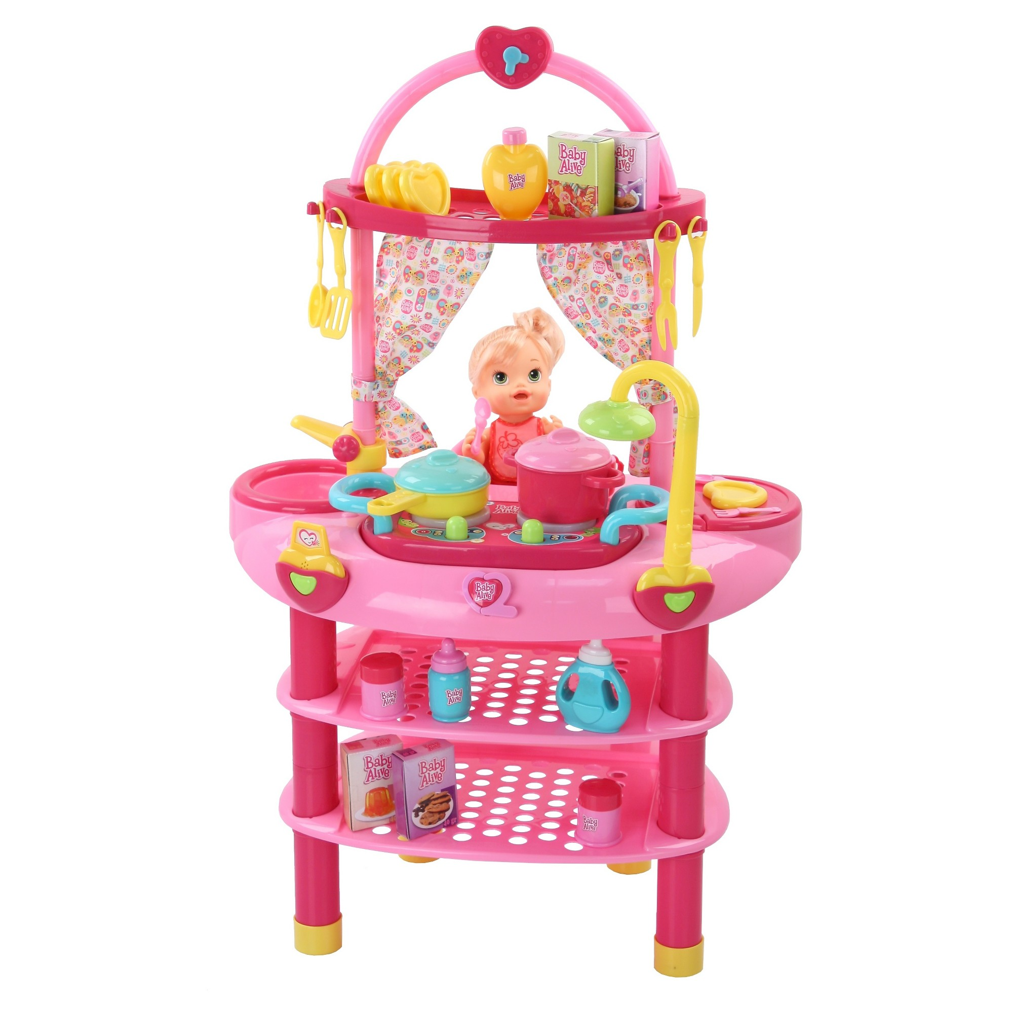 Baby Alive Cook N Care Set Baby Alive Dolls Baby Dolls For Kids Baby Alive