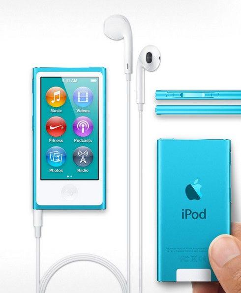 ipod nano 7th generation - 490×596