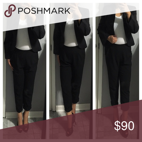Christian Dior Blazer Christian Dior Blazer   Brand Name: Christian Dior   Type: Blazer  Description: Black Condition: Like New, worn it 2x Size: 6 (fits like a m) Price is firm. Christian Dior Jackets & Coats Blazers