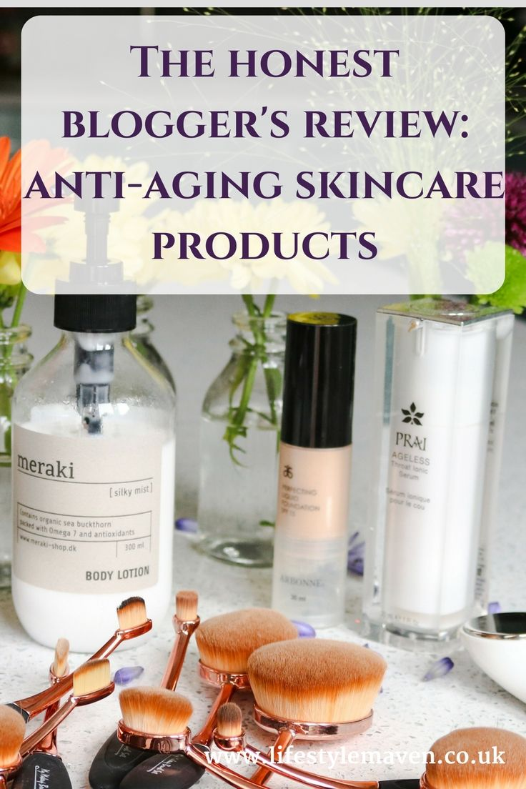 This Week I Ve Been Testing A Range Of Anti Aging Skincare And Makeup Products Including Meraki Pra Anti Aging Skin Care Organic Anti Aging Organic Skin Care