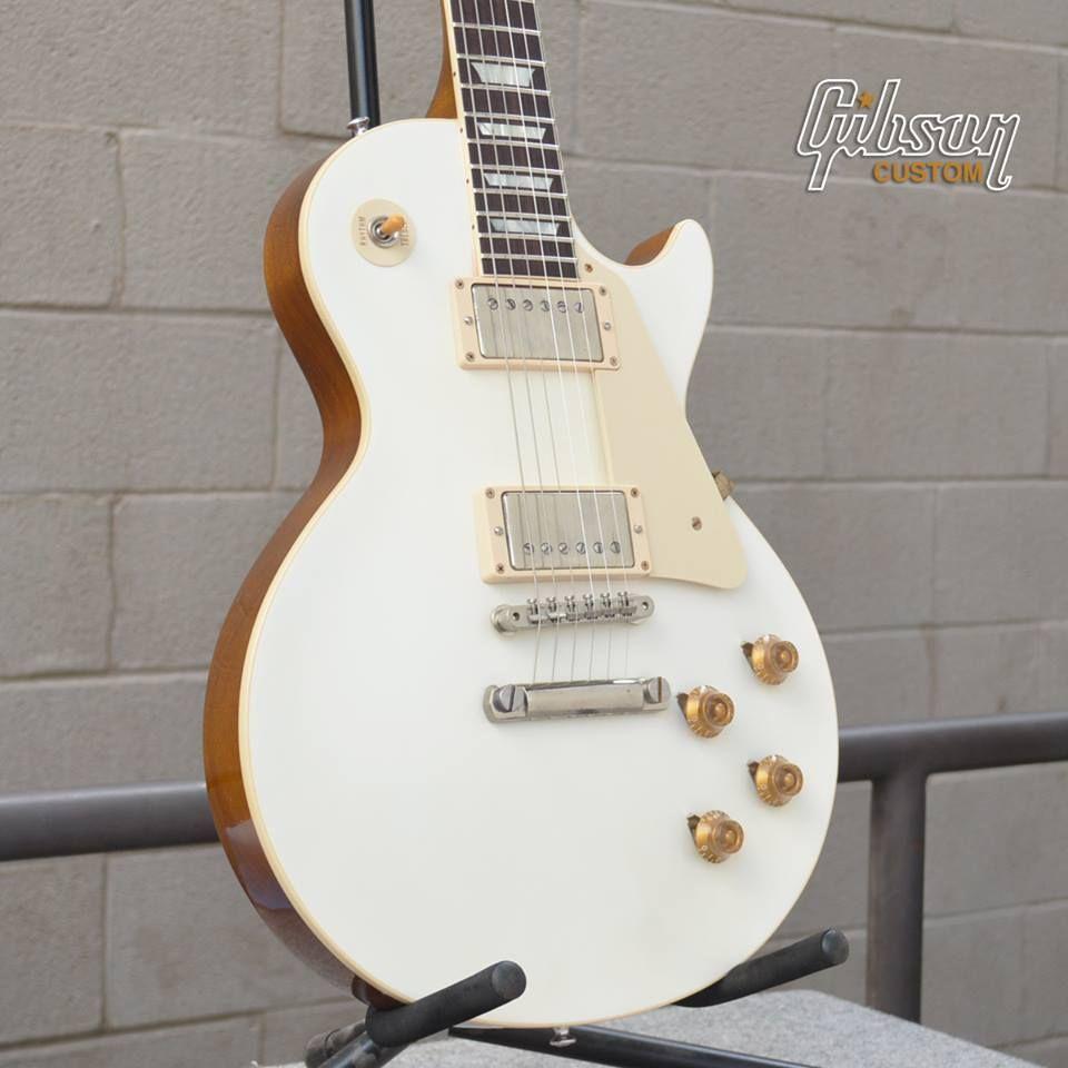 Gibson Les Paul VOS (Antique White) White Hot!!!!