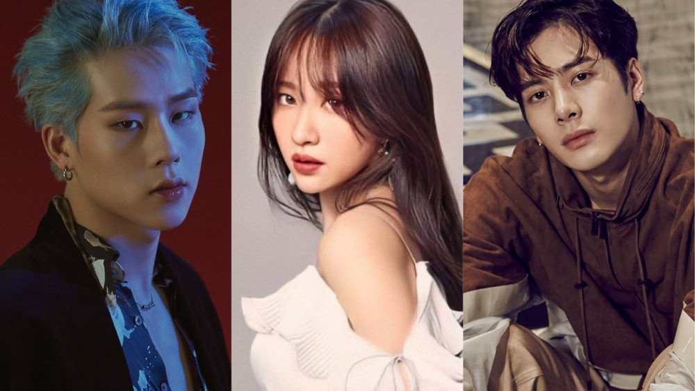 10 K Pop Idols That Are The Mood Makers In Variety Shows Variety Show Kpop Idol Idol