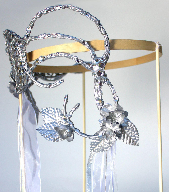 Labyrinth headpiece   Jewelry   Pinterest   Headpieces, Silver ...