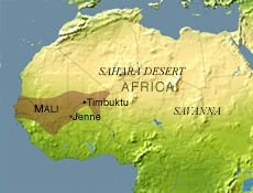 The Empires of the Western Sudan: Mali Empire | Thematic Essay | Heilbrunn Timeline of Art History | The Metropolitan Museum of Art