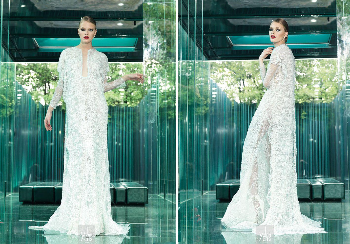 Amazing Vestidos De Novia Yolancris Contemporary - Wedding Ideas ...