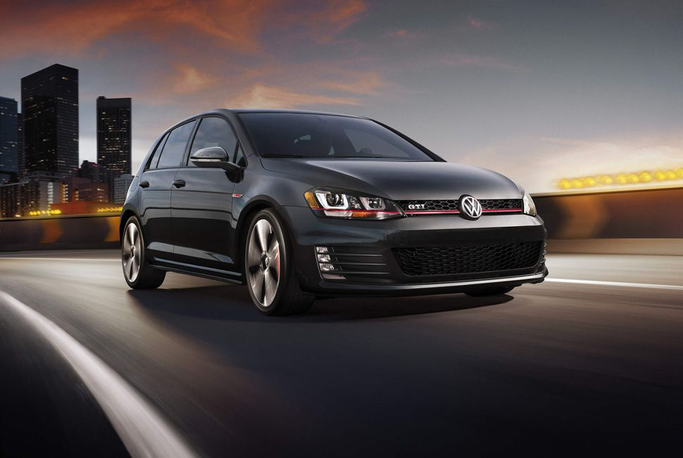 The 25 Best Cars Under 50,000 in 2017 Golf gti