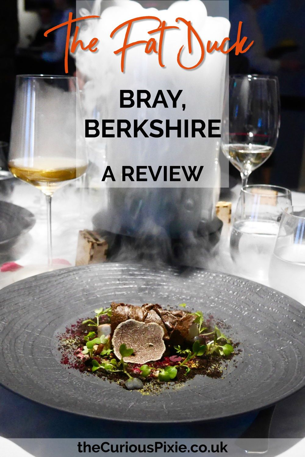The Fat Duck in Bray review | Best Food To Eat Around The