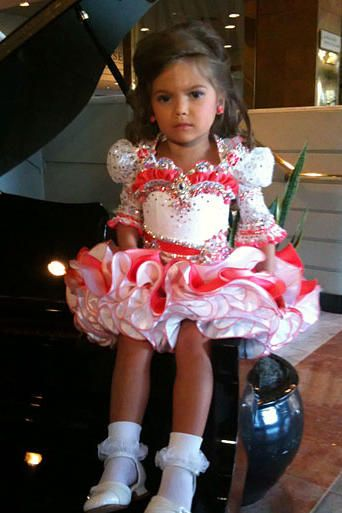 Official Site Pageant Glitz Dress Toddler Pageant