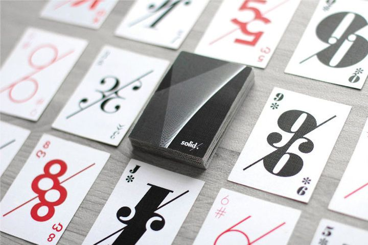 Ultra Modern Playing Cards With Images Playing Cards Design