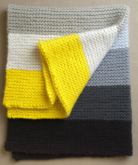 Ravelry: Super Easy Crib Blanket in Super Soft Merino pattern by ...