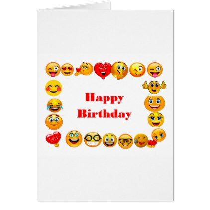 #Happy Birthday Card - #birthday #gifts #giftideas #present #party