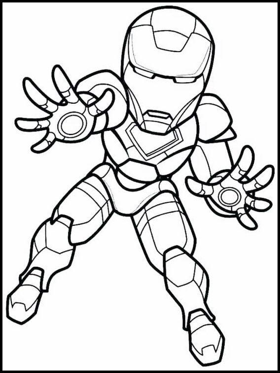 El Escuadron De Superheroes 6 Dibujos Faciles Para Dibujar Para
