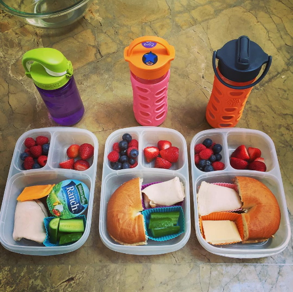 Goal pack all our lunches on sunday for the week ahead goal pack all our lunches on sunday for the week aheadeasylunchboxes forumfinder Choice Image