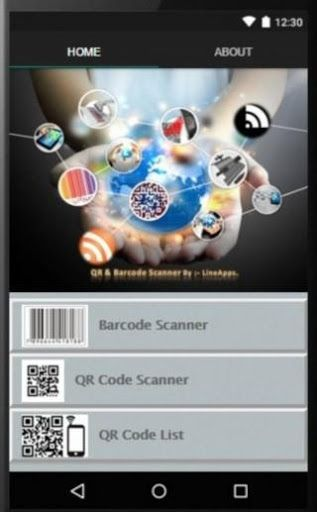 nice QR and Barcode Scanner v3 1 0 Paid | Android Zone | Qr
