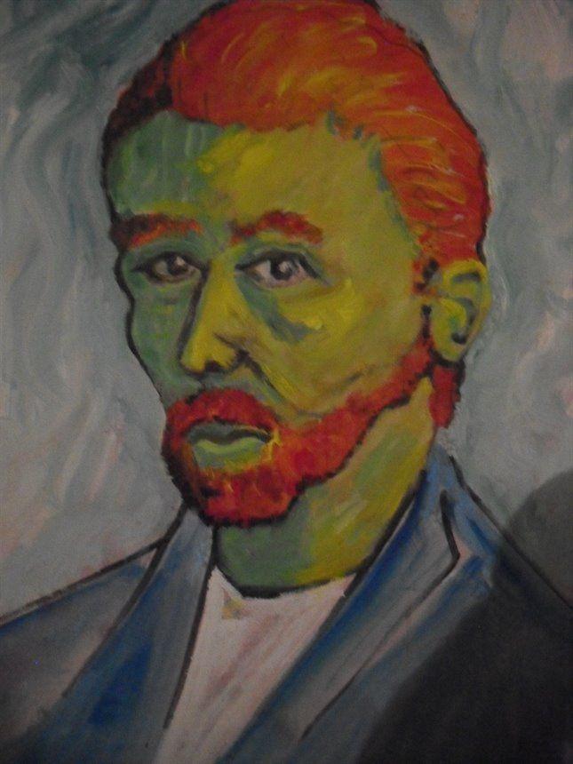 van dick Vincent gogh