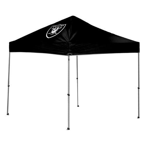 Oakland Raiders NFL 9x9 Straight Leg Canopy Tent  sc 1 st  Pinterest & Oakland Raiders NFL 9x9 Straight Leg Canopy Tent | Canopy tent ...