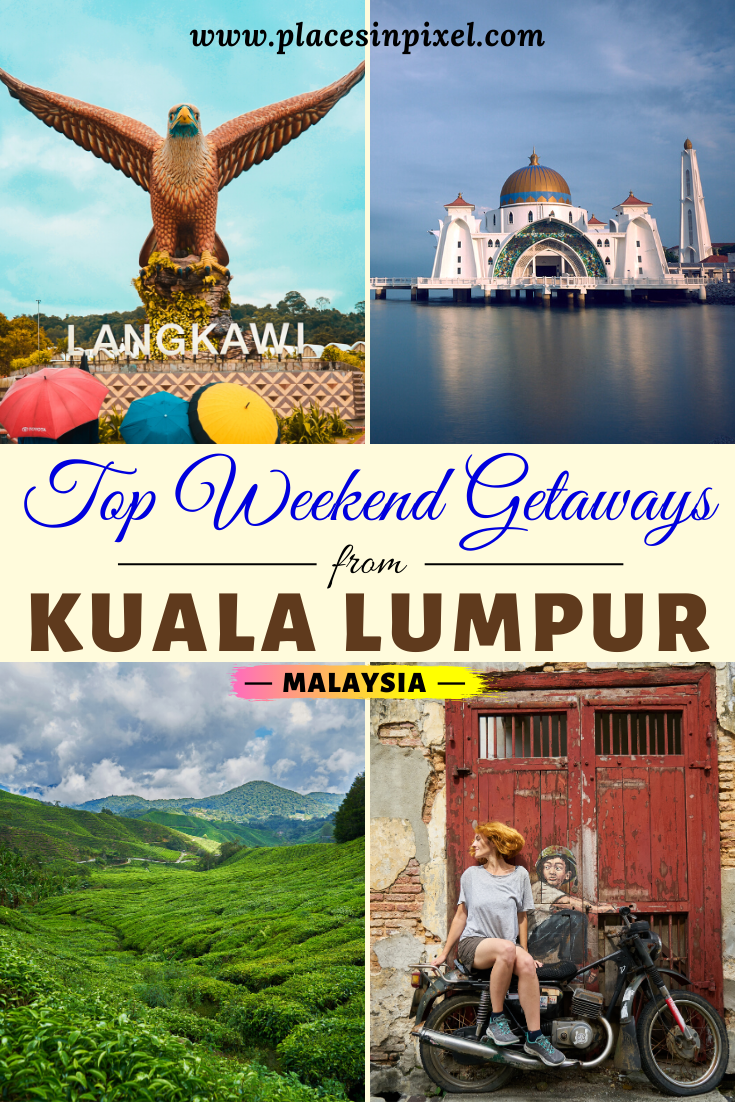 15 Weekend Outings Quick Trips From Kuala Lumpur Places In Pixel In 2020 Malaysia Travel Best Weekend Trips Asia Travel
