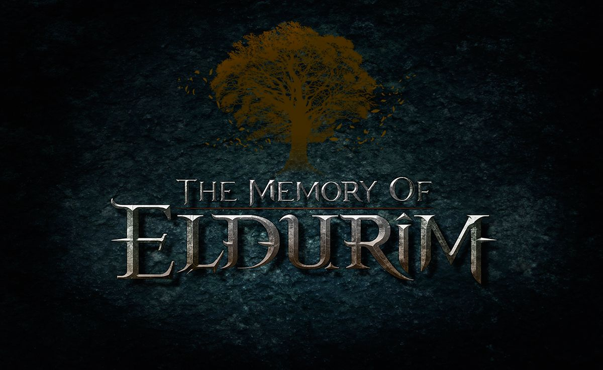 THE MEMORY OF ELDURIM on Behance (With images) Fantasy