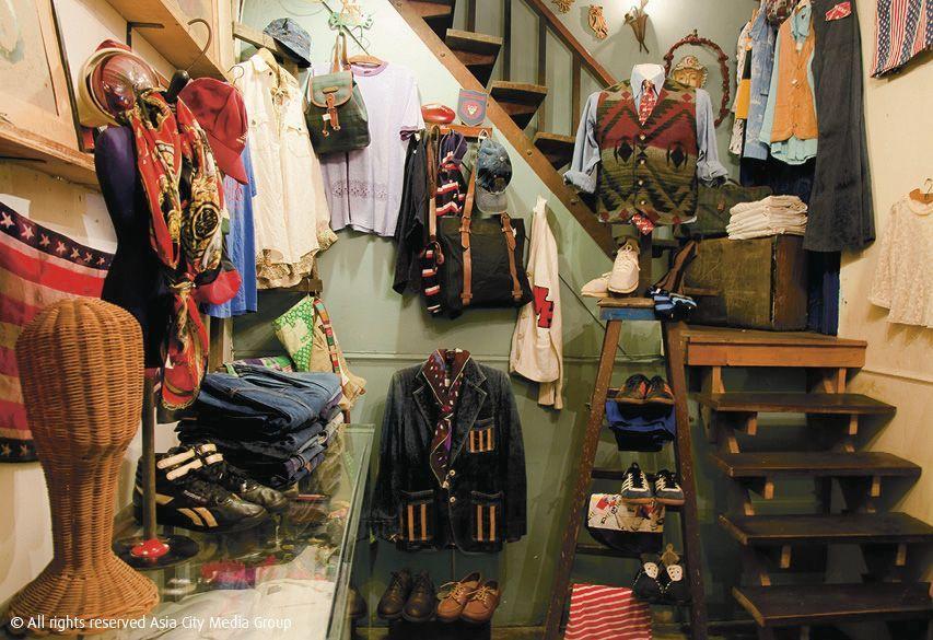 Bangkok S Best Vintage Stores Bangkoks Markets Second Hand Fashion Vintage Stores Vintage In 2020 Vintage Store Shopping Outfit Fashion Store