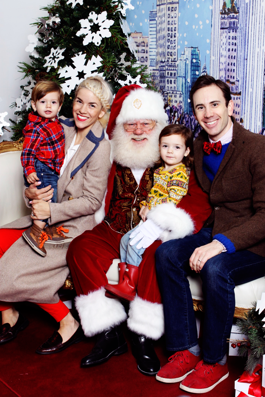 twelve dates of christmas a visit to santa claus love taza rockstar diaries - Pictures With Santa Claus