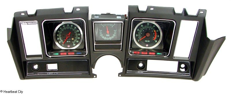 1969 Camaro Dash Carrier Or Instrument Panel Cluster Includes 6000 8000 Tachometer Center Dash Fuel Gauge Amp 140 Mph Camaro Camaro Restoration Used Camaro