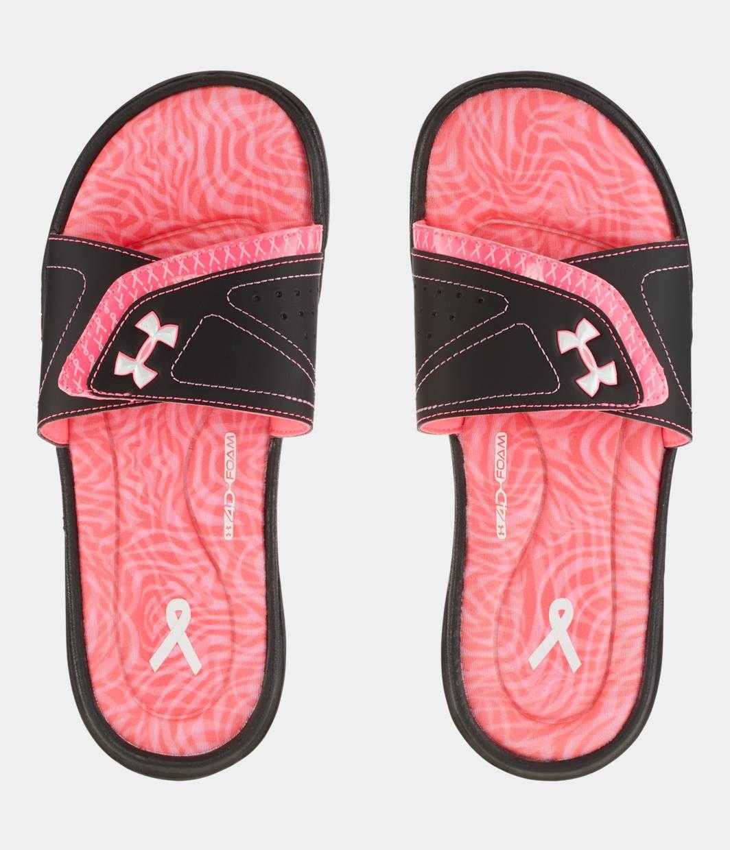 size 40 7c8b2 67523 Women s UA Ignite Power In Pink VII Sandals   Under Armour US -WAAAAAAANT