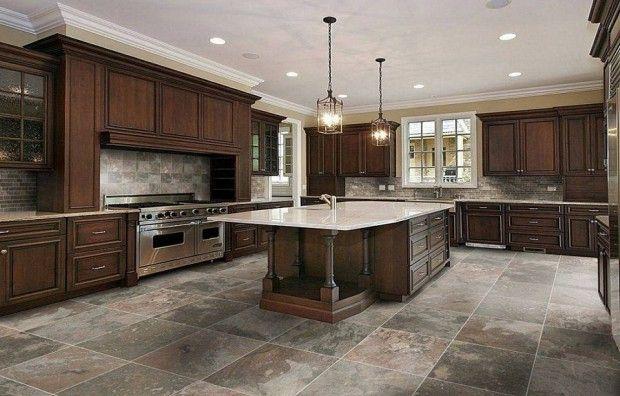 Beautiful Kitchen Tile Flooring Ideas Tile Kitchen Floor Ideas 15 ...