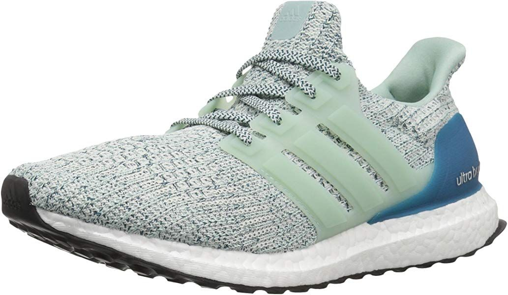 69b5a359c8cbf Amazon.com | Adidas Originals Women's Ultraboost, ash pearl/linen ...