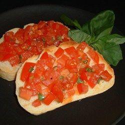 Bruschetta al Pomodoro - Allrecipes.com