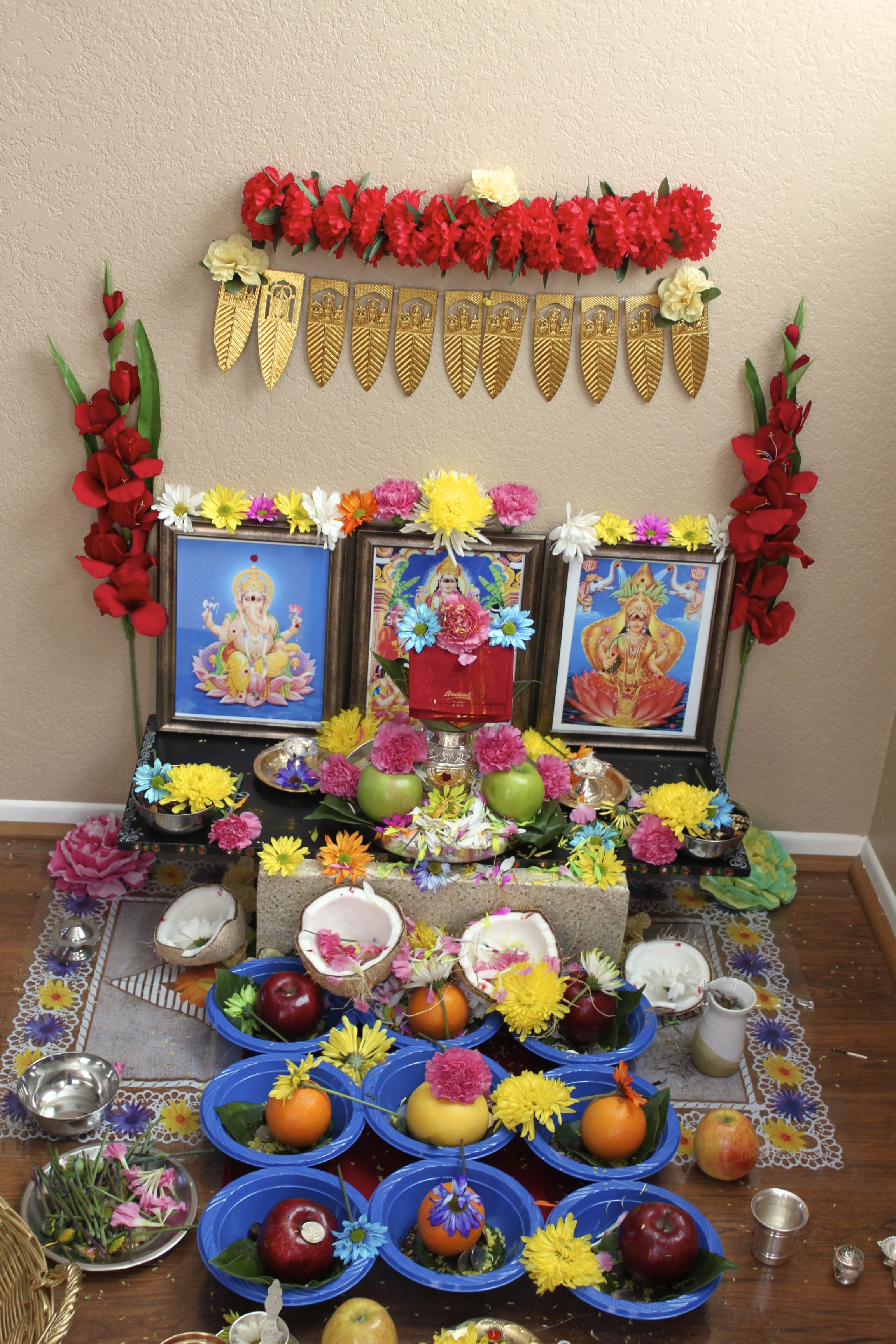 Satyanarayan Pooja Performed For General Peace And