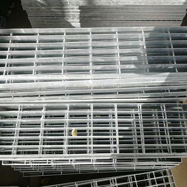 Galvanized Steel Grating Galvanized Steel Galvanized Steel
