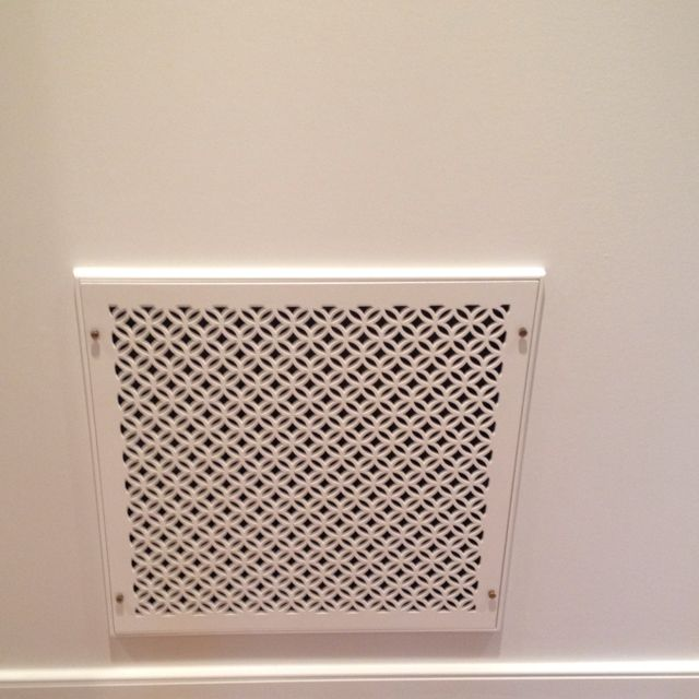 Vent Covers Baseboard Heater Air