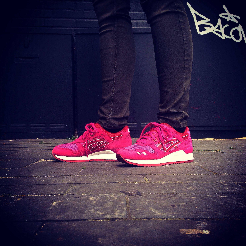 New Asics Gel Lyte 3 sneakers