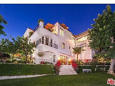 Brian Austin Green & Megan Fox's House | Celebrity Homes | Celebrity Houses | CelebHomes.net