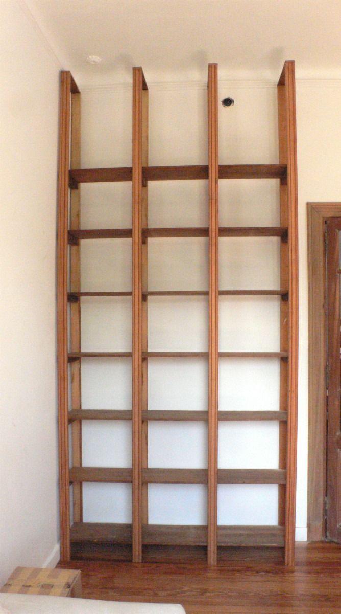 Muebles de madera Bibliotecas y Estanterías Hechas a Medida Madera ...