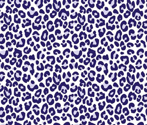 Navy Blue Cheetah Print Fabric By Thestylesafari On Spoonflower Custom Fabric Cheetah Print Wallpaper Pink Cheetah Print Cheetah Print Background